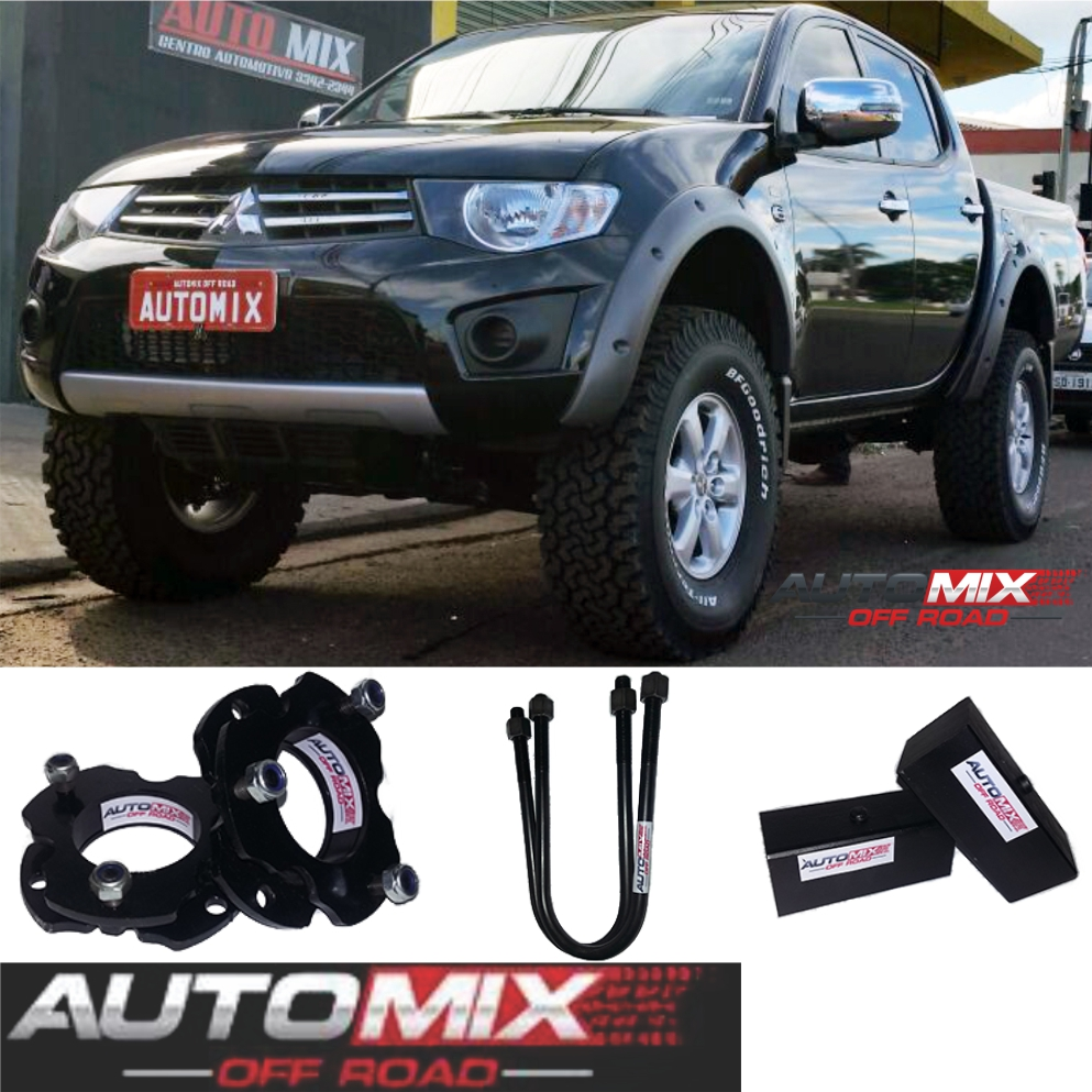 15c8a1e77 Kit ATMX L200 Triton 2″ | Automix off-road